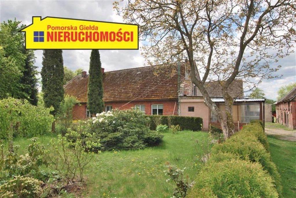 Dom, Knyki, Barwice (gm.), 59 m²