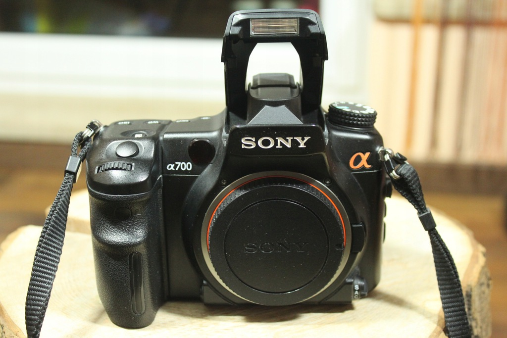 Sony Alpha DSLR - A700 BODY + CF 4GB BARDZO ŁADNY
