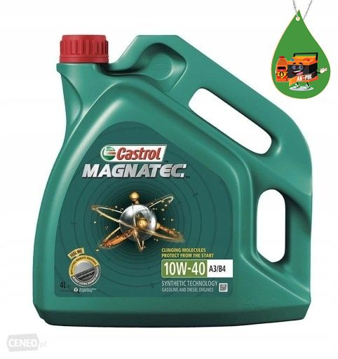 CASTROL MAGNATEC 10W-40 A3/B4 4L