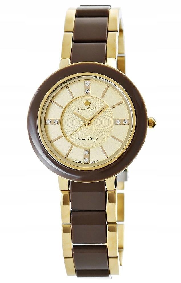 Zegarek Damski Gino Rossi 1767A-4D1