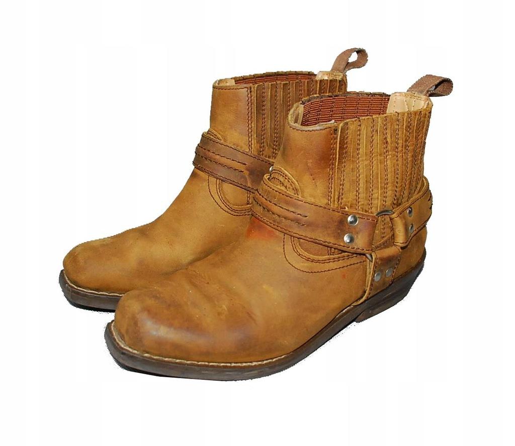 CLARKS Active AIR oryginalne buty SKÓRA roz 44,5