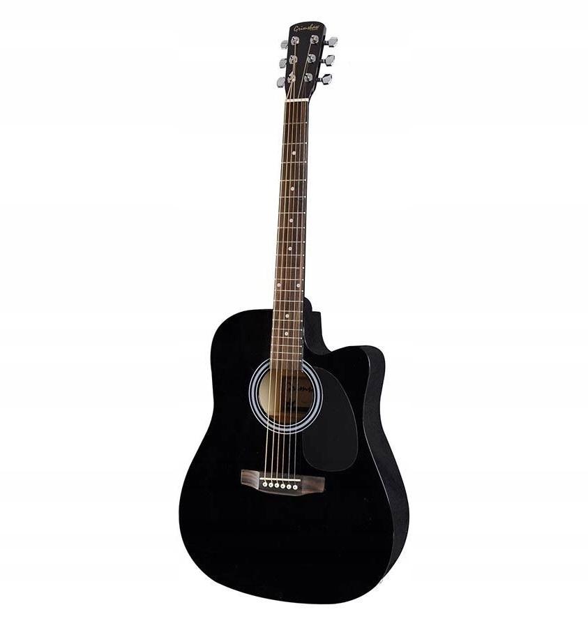Grimshaw GSD-60-CEBK - gitara elektro-akustyczna