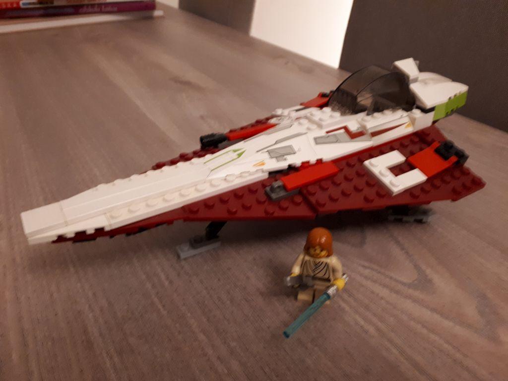 LEGO - SW 7143 Jedi Starfighter