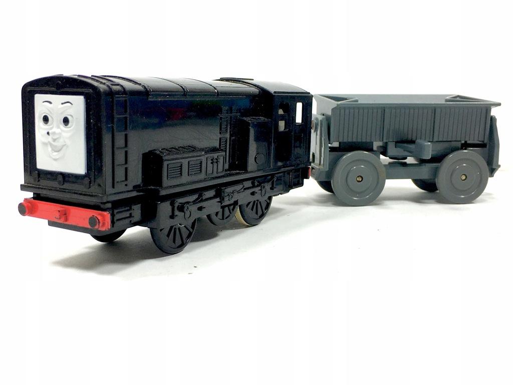 Tomek i Przyjaciele Diesel Trackmaster