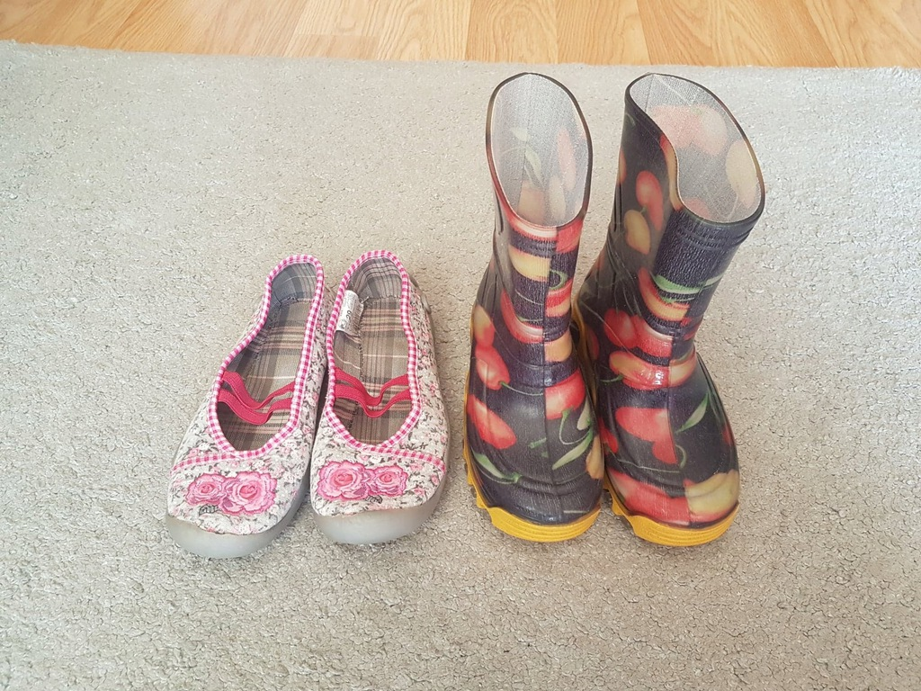 gumiaki DEMER pantofle BEFADO 26-29 17,5-18 CM