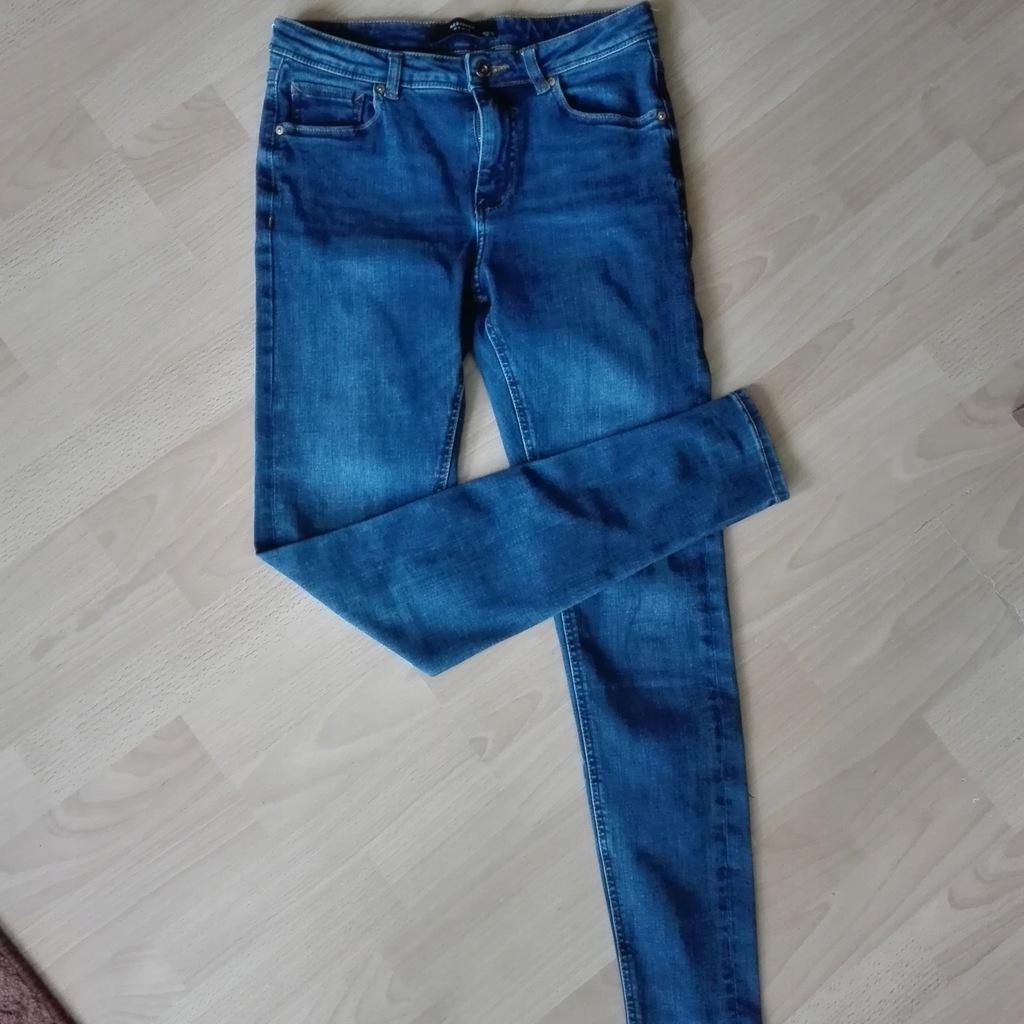 RESERVED 36 mega jeansowe rurki BCM