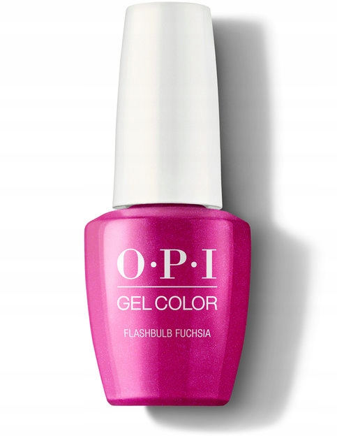 OPI Gelcolor ICONIC COLLECTION Flashbulb Fuchsia