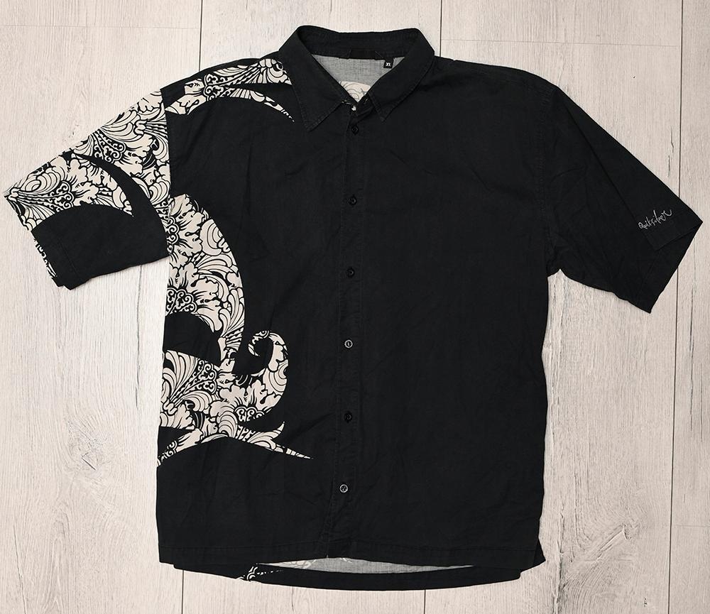 Koszula męska QUICKSILVER krótki rękaw rozm XL