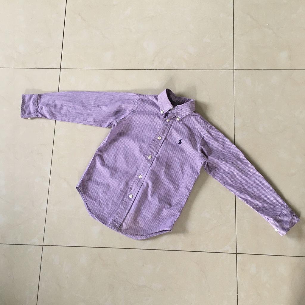 Ralph Lauren koszula chłopiec roz 104 4 latka