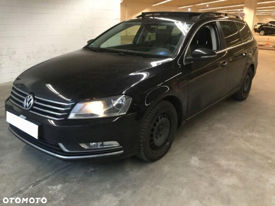 Volkswagen Passat 140KM