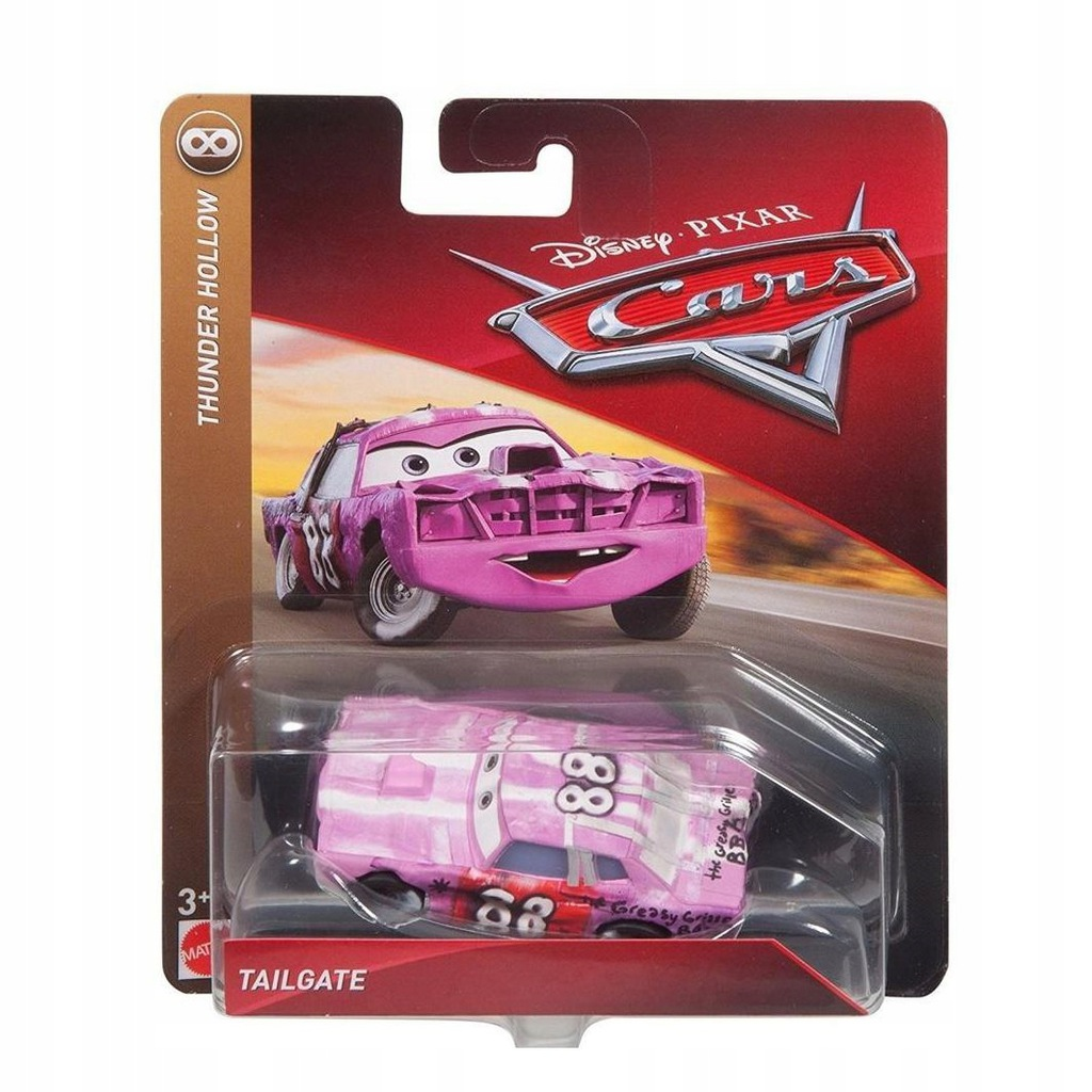 CARS. AUTKO TAILGATE FLM04