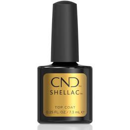 CND Shellac Top Coat Uv