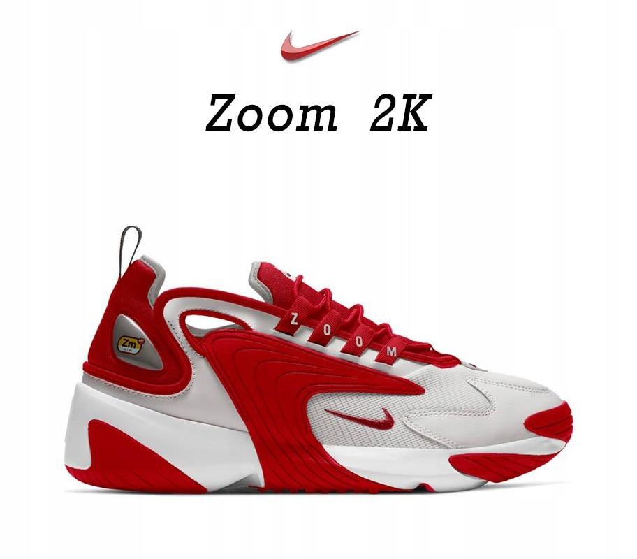 Buty męskie Nike Zoom 2K AO0269-012 r 44,5 PETARDA