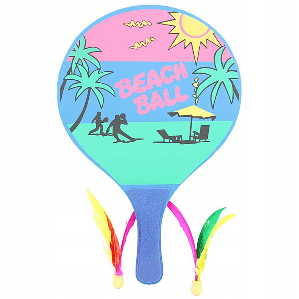 Tablica Rakieta do badmintona Rakieta plażowa Sied