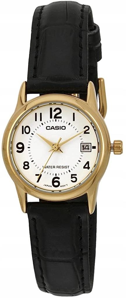 Zegarek CASIO LTP-V002GL-7 damski casual datownik