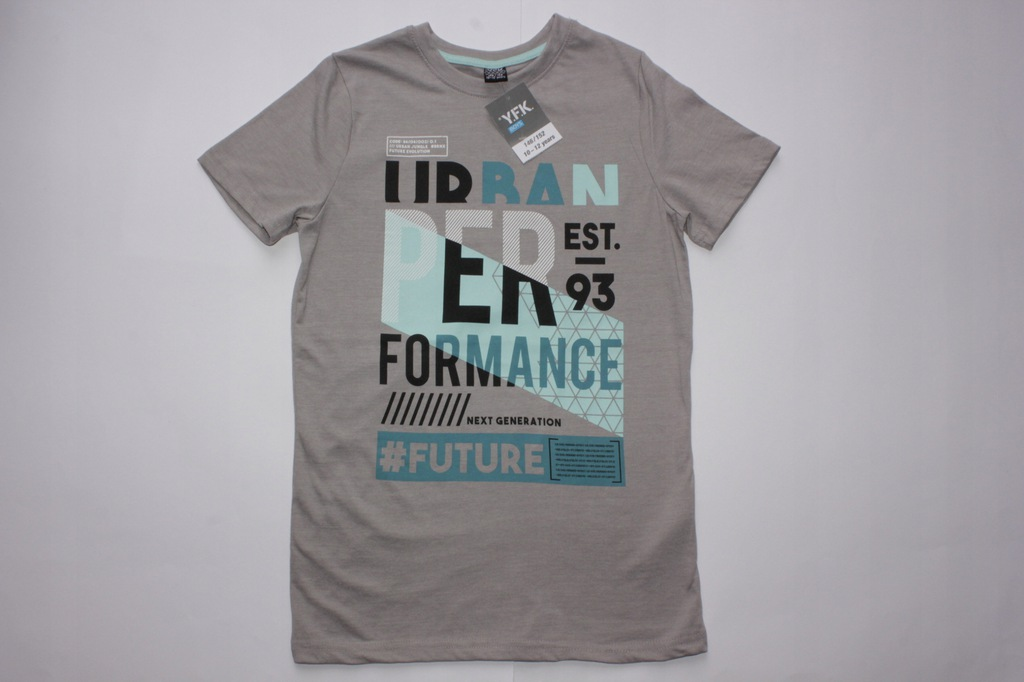 T-shirt Koszulka Bluzka z nadrukiem 134-140 cm