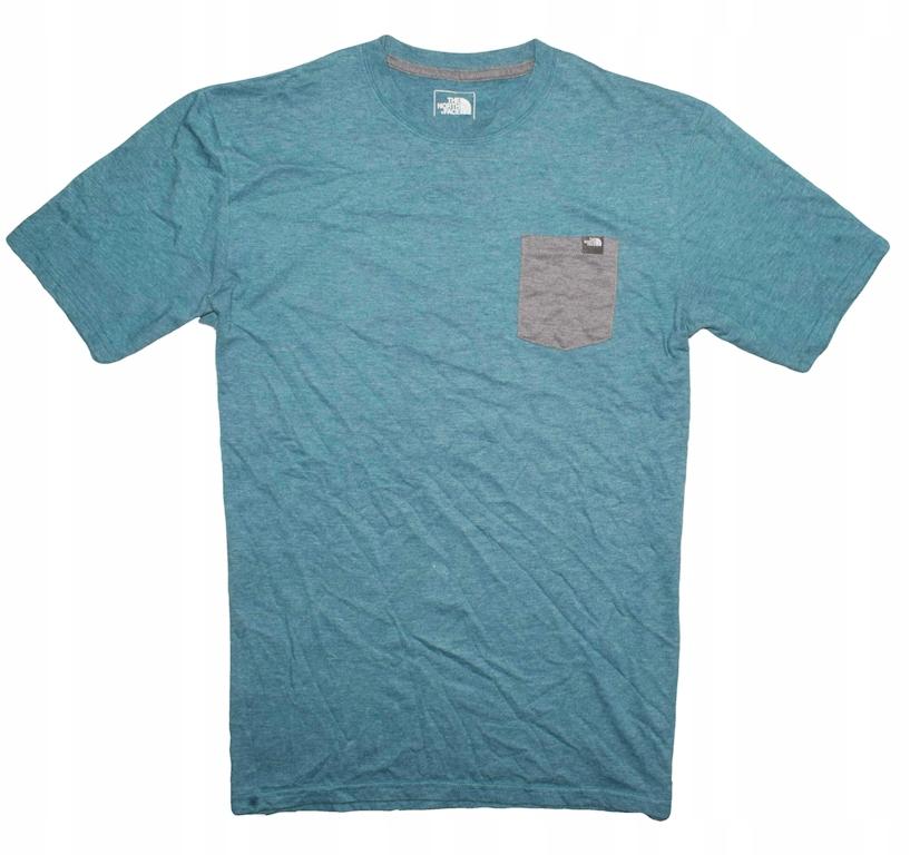 The North face M extra t-shirt z kieszonką