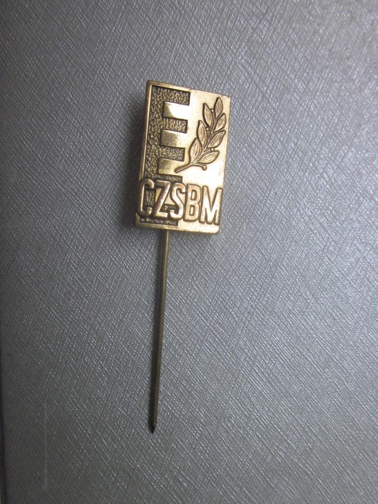 Odznaka CZSBM 3