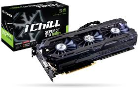 GeForce 1080ti inno3d Ichill x4 thermaltake 850w