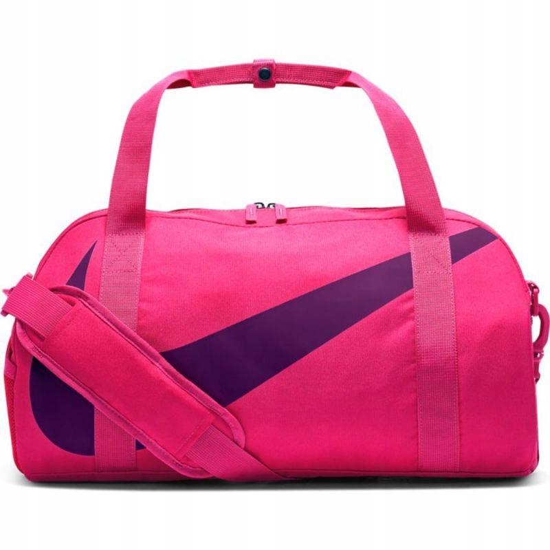 Torba Nike Gym Club Duffel Bag Jr BA5567 639 różow