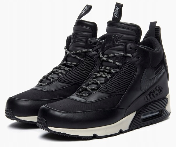 Nike Air Max 90 Winter Sneakerboot Roz 43 27 5cm 8477380259 Oficjalne Archiwum Allegro