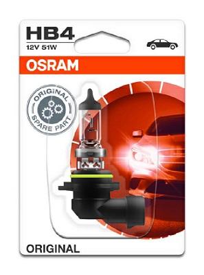 Żarówka, reflektor dalekosiężny OSRAM 9006-01B