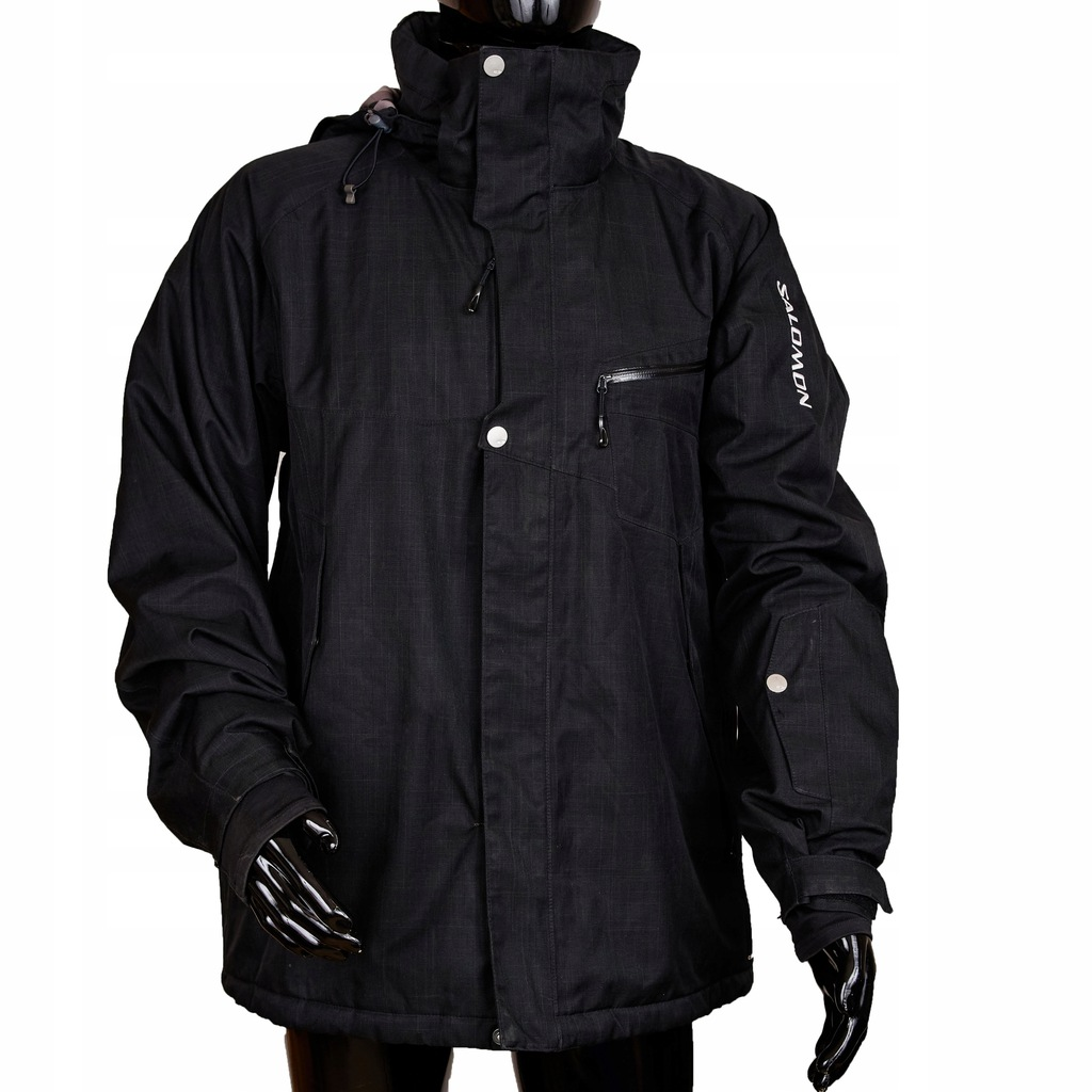 SALOMON CLIMAPRO ciepła męska kurtka 10K roz XL