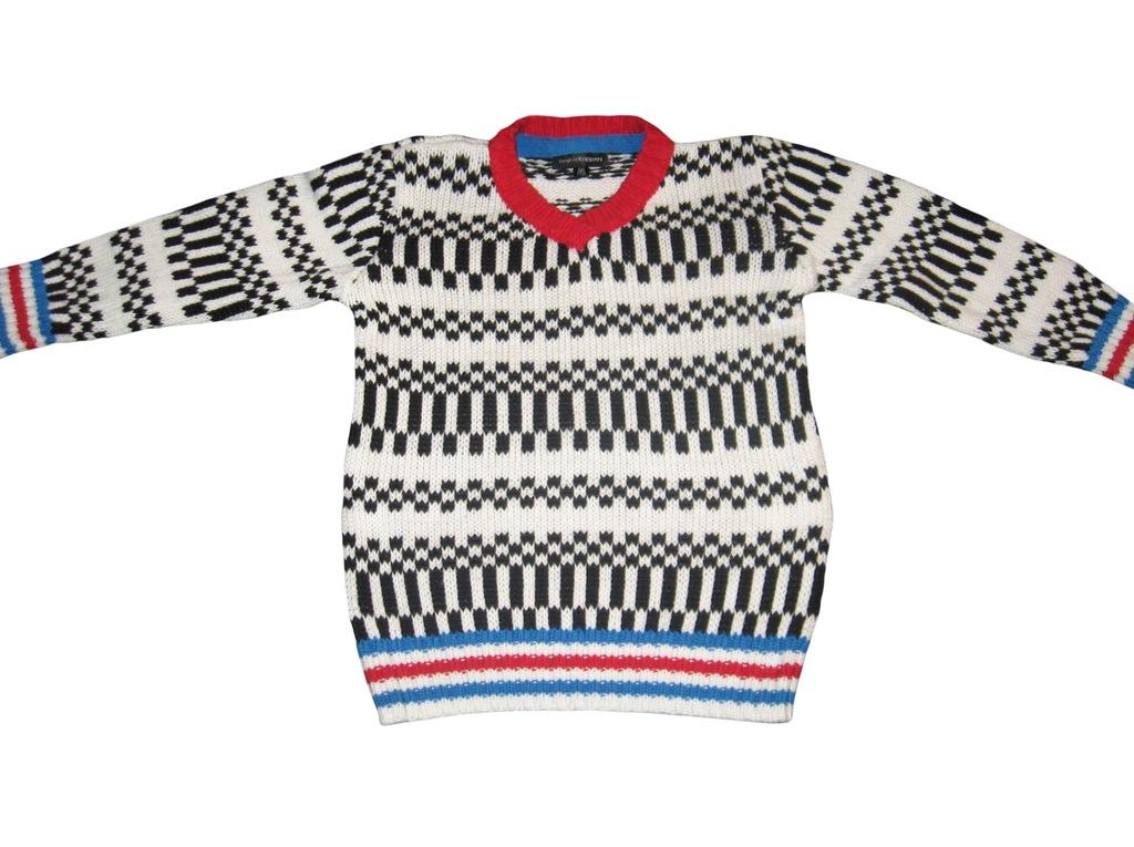 KappAhl Sweterek dziecięcy markowy r.98/104 *3503