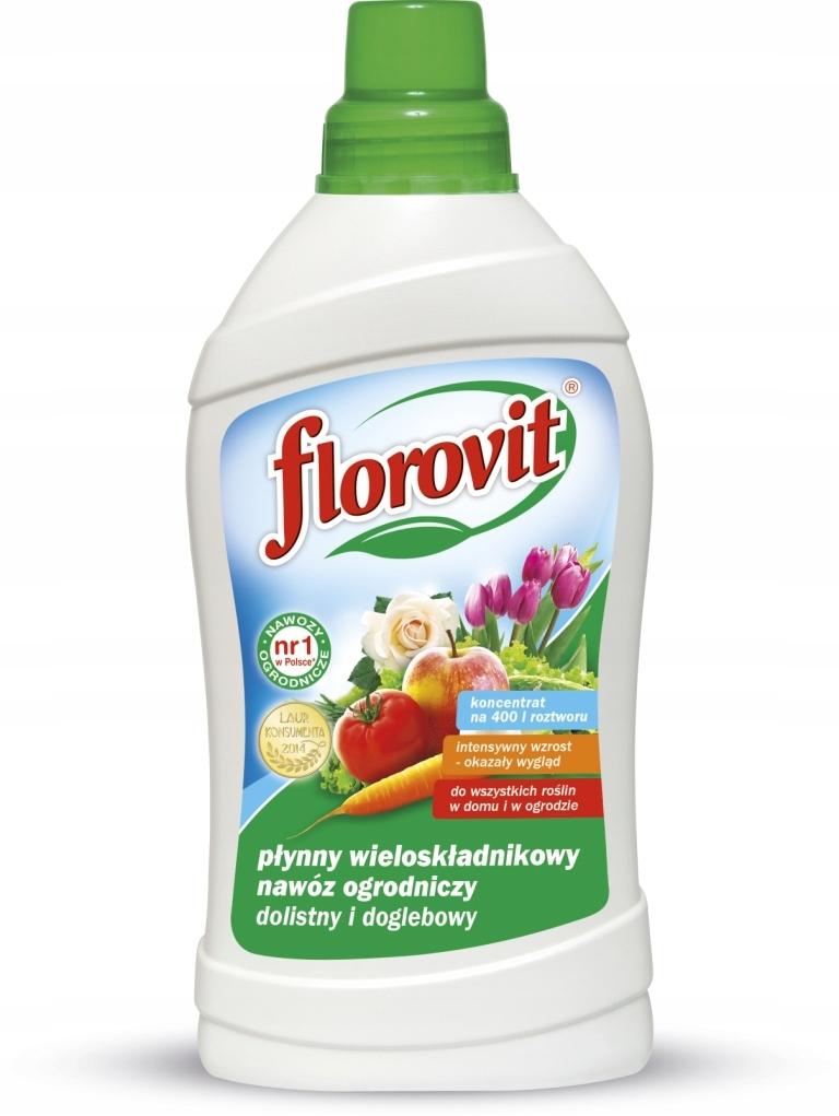 Nawóz Florovit 1L