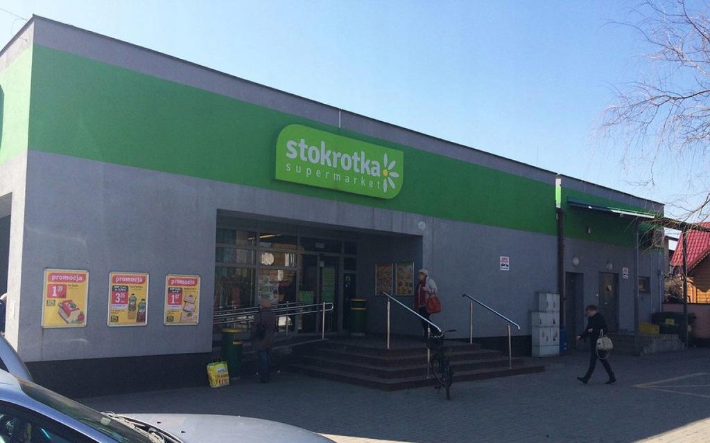 Komercyjne, Augustów, Augustowski (pow.), 14 m²