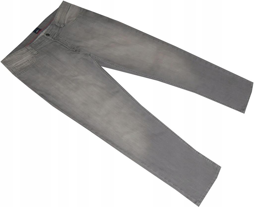 HATTRIC W35 L30 Spodnie JEANS z elastyną 166