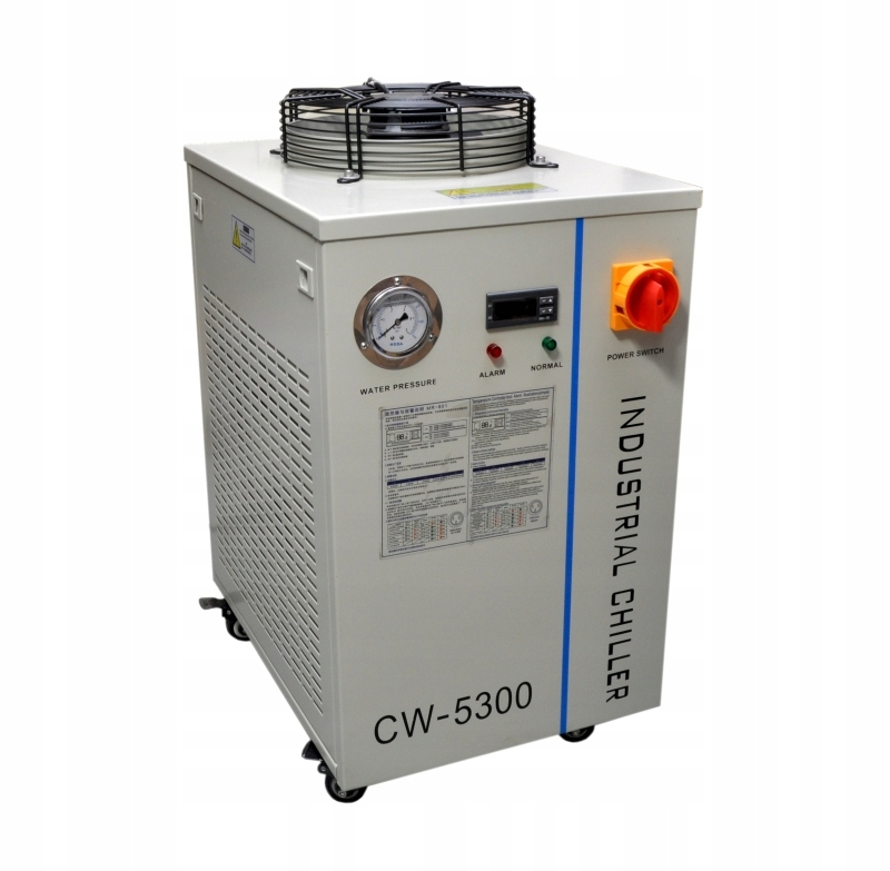 Chłodnica wody CW-5300 AI Chiller do ploterów CO2