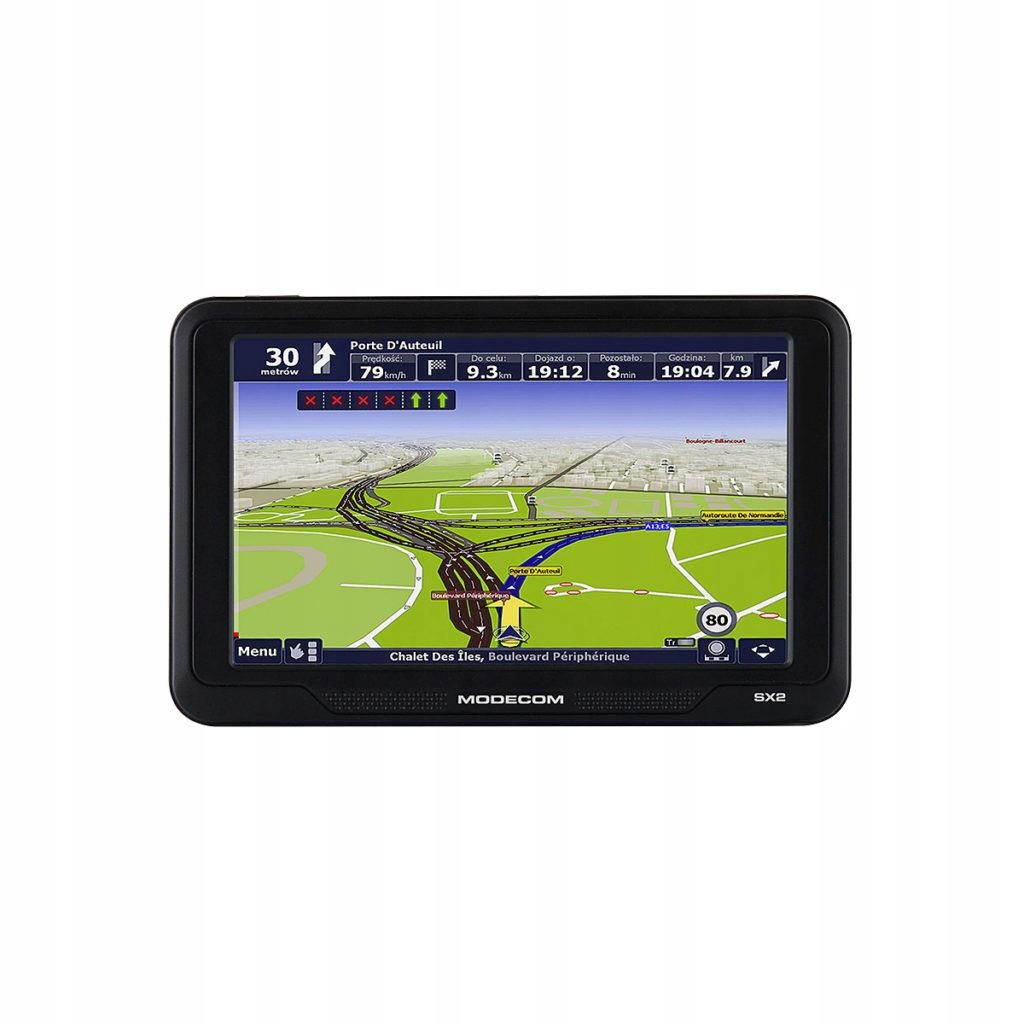 Nawigacja samochodowa MODECOM FREEWAY SX2 MF EU NA