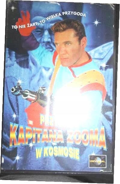Przygody kapitana zooma w kosmosie