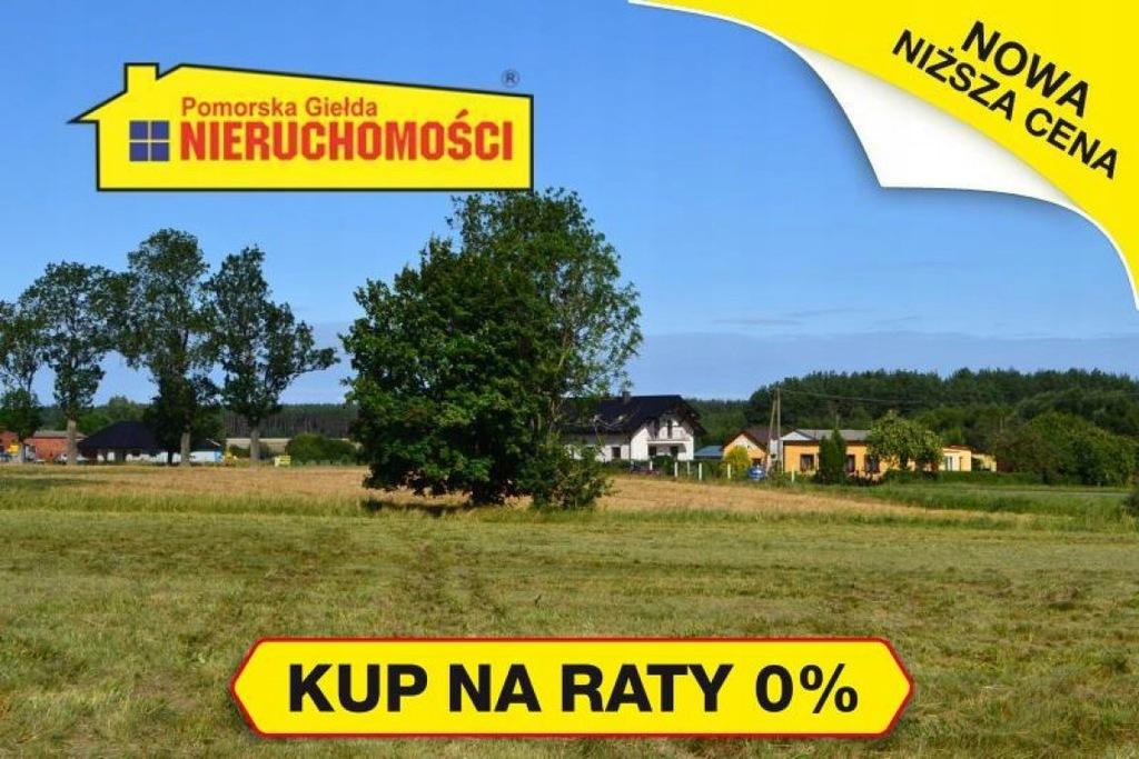 Działka Tychowo, białogardzki, 3145,00 m²