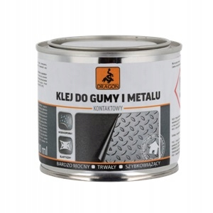 Klej do Gumy i Metalu 200 ml Dragon