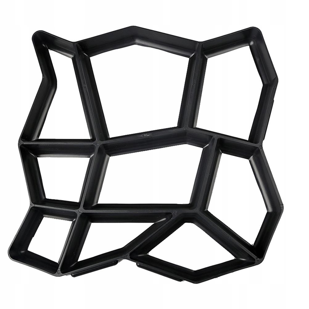36x36 cm Cementowa kostka brukowa DIY Plastikowe f
