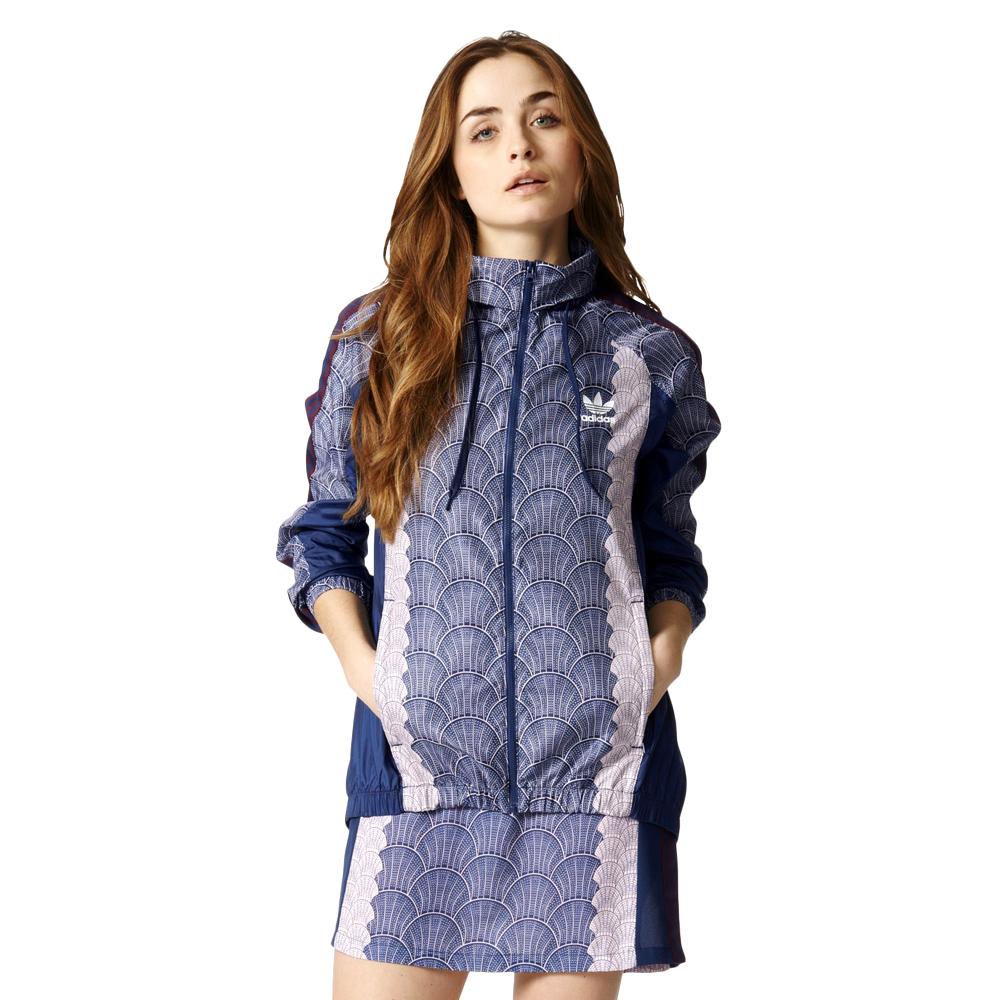 Hooded jacket adidas Originals SHELL JACKET