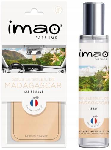 Zapach samochodowy Imao Madagascar