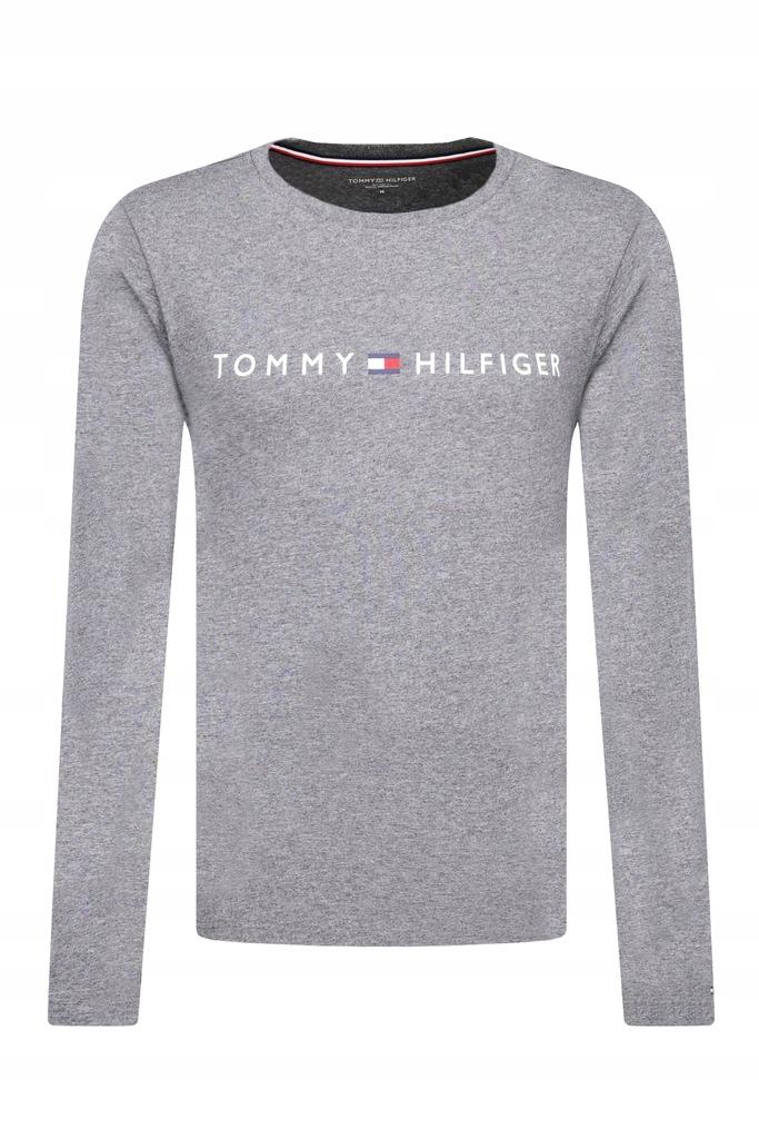 Tommy Hilfiger Rozmiar S Koszulka Bluza Long