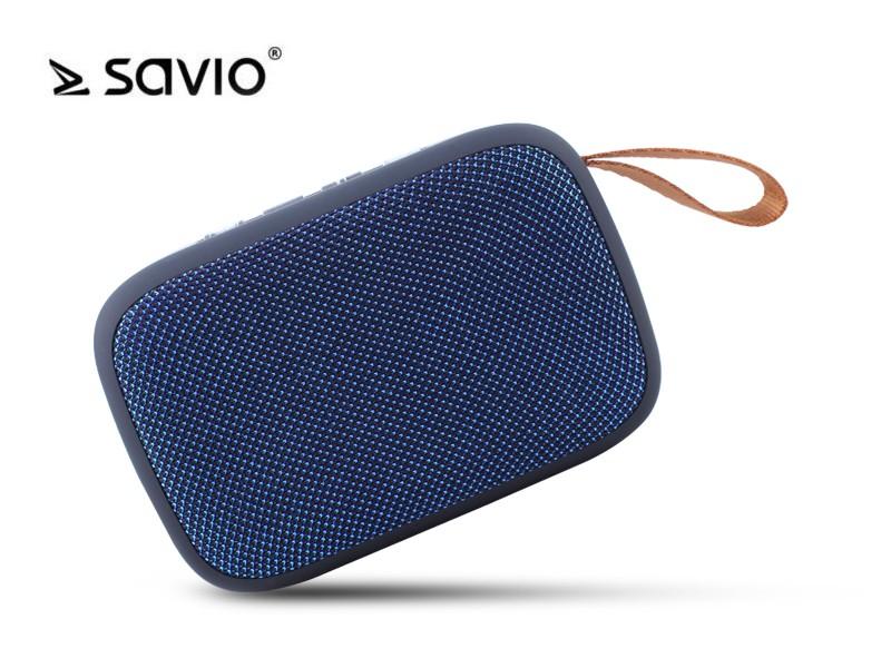 Głośnik bezprzewodowy Bluetooth SAVIO BS-011