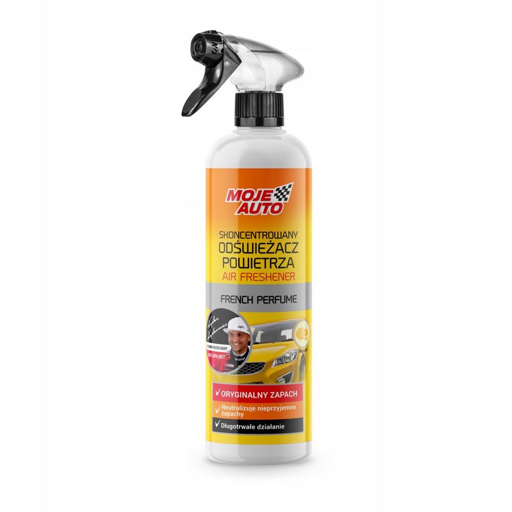 MOJE AUTO - Odświeżacz Powietrza Citrus 500 ml