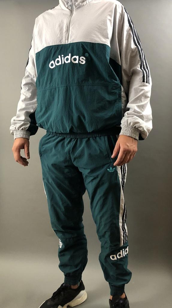 Zestaw Adidas 90's Retro Bluza + Spodnie Rozmiar M