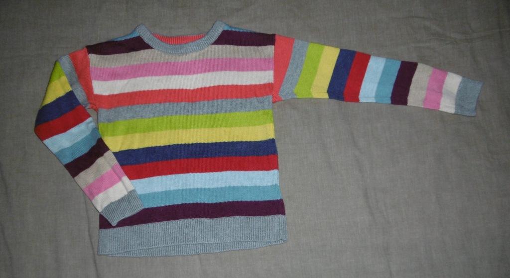 Sweter chłopiec roz 110 cm GAP