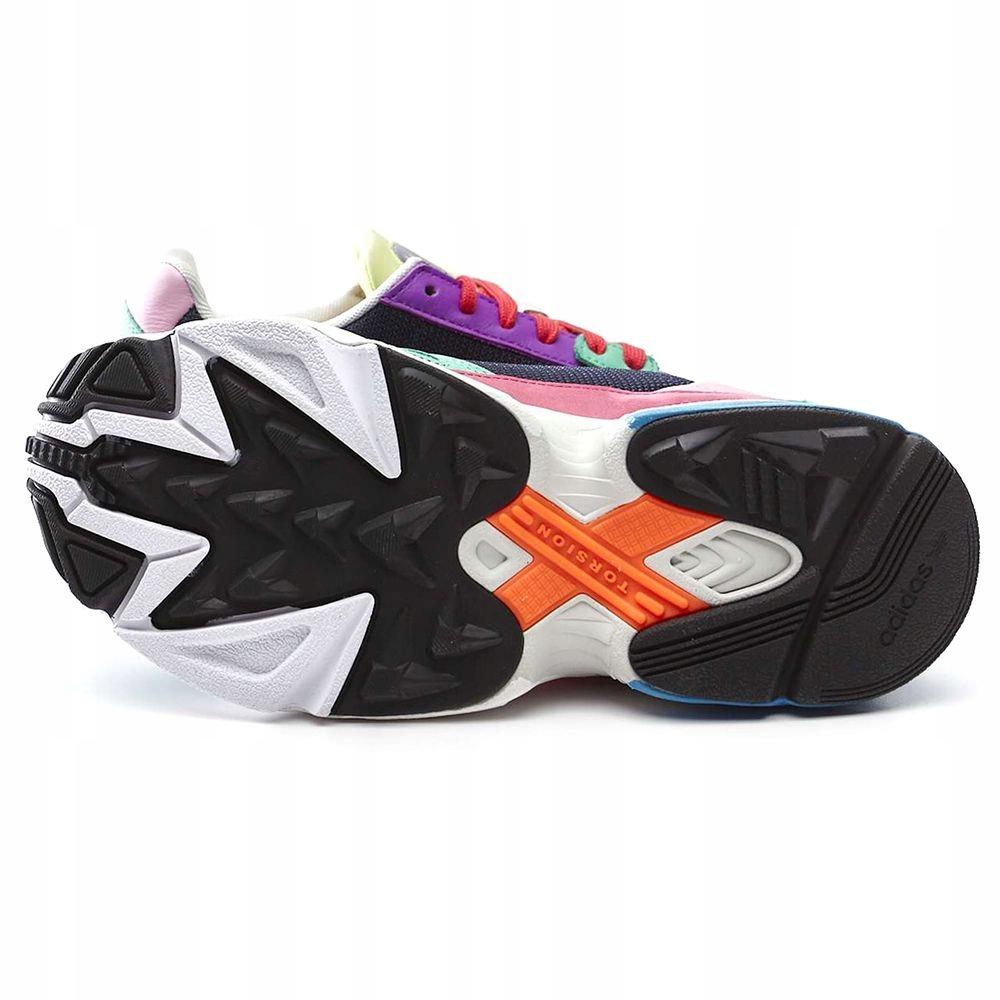 Buty Adidas FALCON W sneakersy kolorowe 38 8144905474