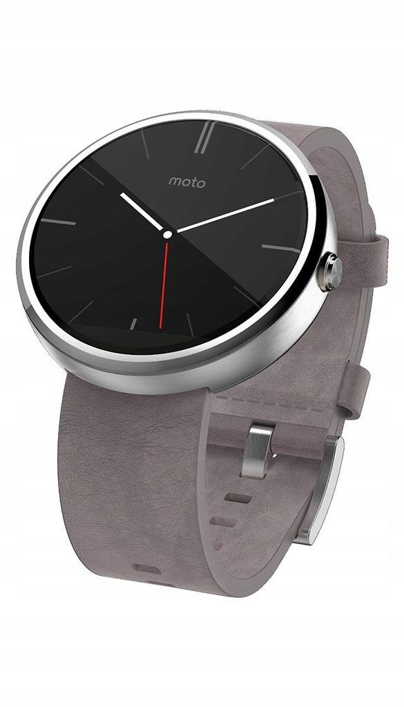 Moto 360 smartwatch gen. 1 - super okazja