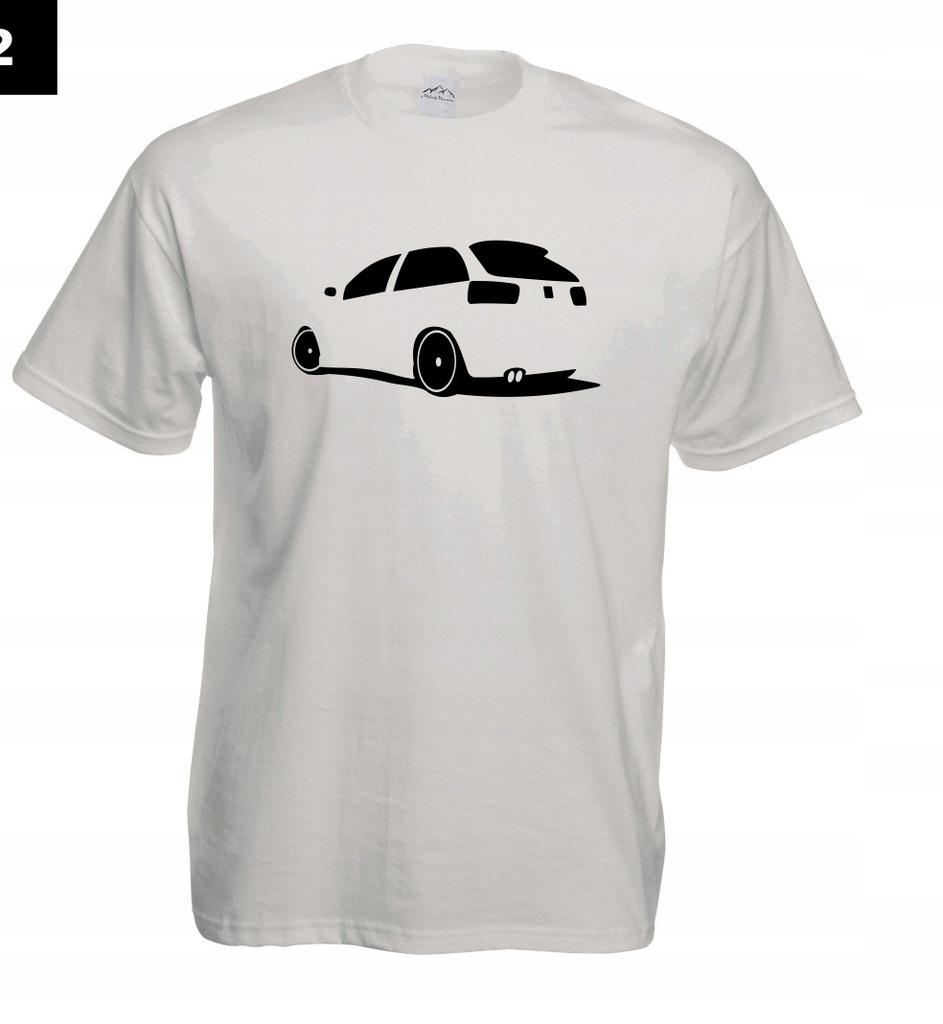 Koszulka z nadrukiem SEAT CUPRA rozm.XXL MT332