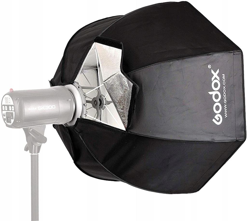 Godox Octa 80 cm Softbox z mocowaniem Grid Bowens