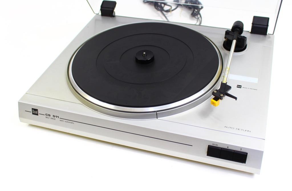 Gramofon Dual CS 511