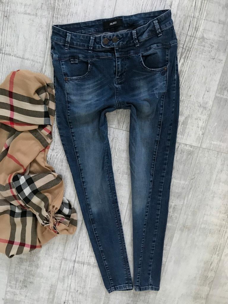 OBIECT___WYSOKIE rurki jeans HAIGH WAIST__34/36